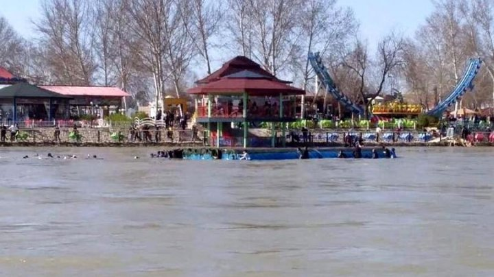 Tragedie în Irak: Zeci oameni au murit după scufundarea unui feribot în apele râului Tigru
