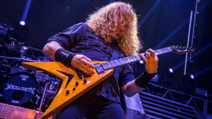 Megadeth va lansa în curând un ALBUM NOU. Ce surprize mai pregăteşte Dave Mustaine (VIDEO)