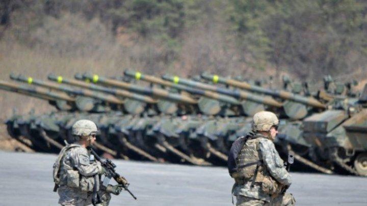 SUA testează transferul rapid de militari în Europa, pentru contracararea Rusiei