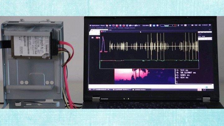 Toate hard disk-urile pot fi transformate în microfoane pentru spionaj