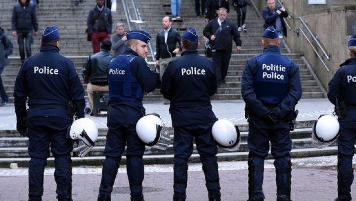 Alertă cu bombă la Bruxelles: O clădire din apropierea sediului UE a fost evacuată