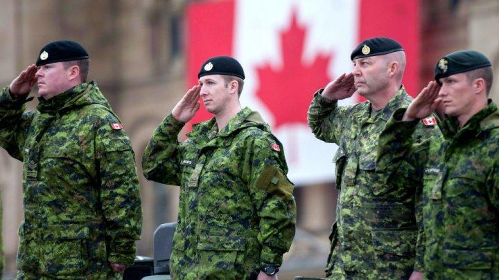 Canada a anunţat că îşi prelungeşte misiunile militare în Ucraina şi Irak, chiar după cinci ani de la anexarea Crimeei