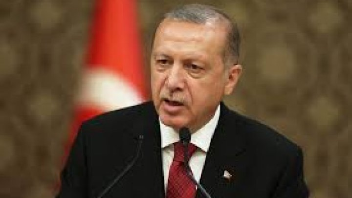 Preşedintele Turciei, Recep Tayyip Erdoğan, a acuzat SUA de provocarea unei crize economice în Turcia