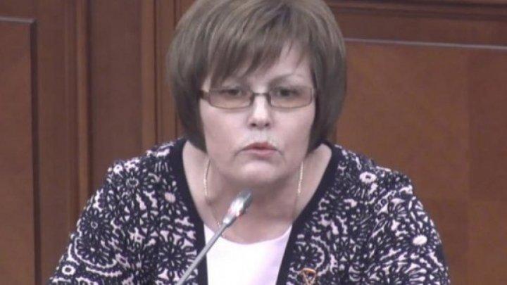 Deputatul ACUM, Maria Ciobanu, îl apără pe recidivistul Grigorciuc și promovează agresivitatea
