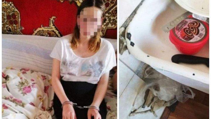 O mamă i-a tăiat gâtul fiicei sale de doar 3 săptămâni, geloasă că soţul o iubea mai mult