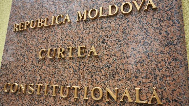 Curtea Constituțională a respins solicitarea democratului Iurie Urzică de a RENUMĂRA voturile pe circumscripţia Rîşcani