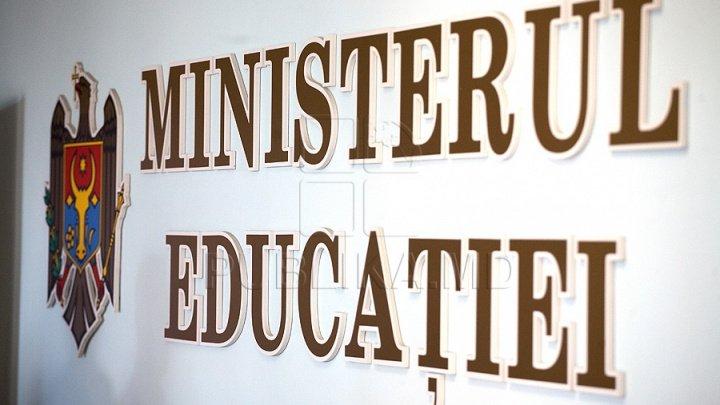 54 de asociaţii obşteşti au primit finanţare în valoare de 3,6 milioane de lei de la Ministerul Educaţiei, Culturii şi Cercetării