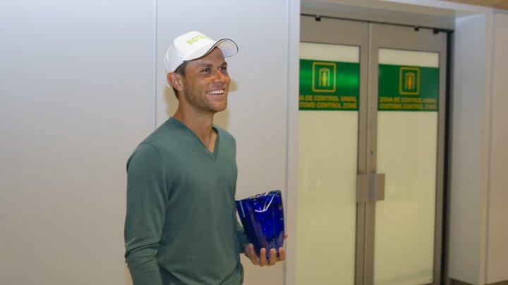 Tenismanul moldovean Radu Albot s-a calificat în optimile de finală ale turneului ATP de ls Geneva
