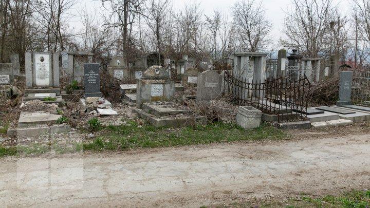 PREGĂTIT PENTRU RESTAURARE. 10 milioane de lei, alocate pentru Cimitirul Evreiesc (FOTOREPORT)