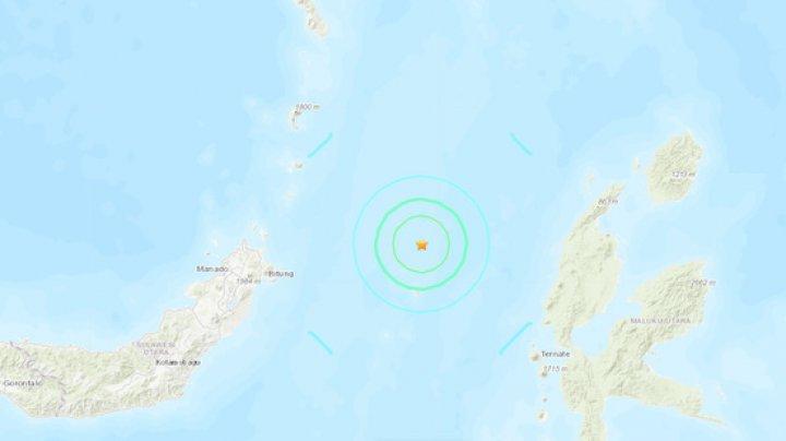 Două cutremure s-au produs în Indonezia. Ce magnitudine au avut seismele
