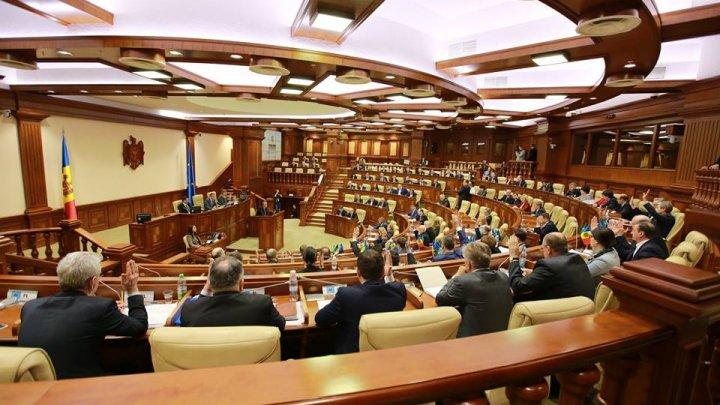 Numerotarea legislaturilor Parlamentului Republicii Moldova va începe de la independența țării