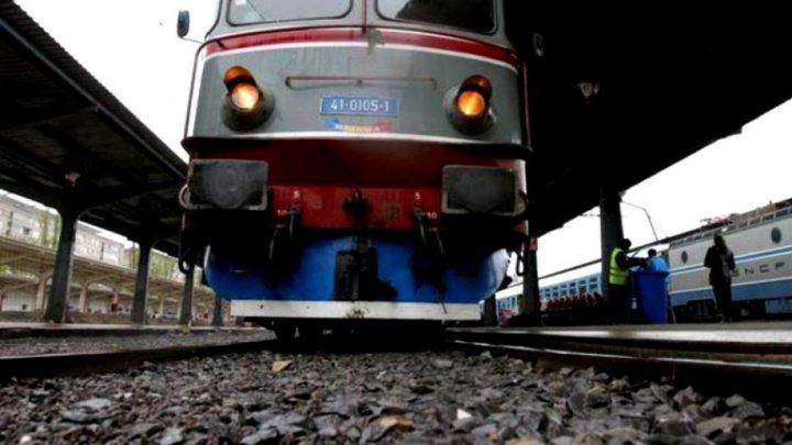 ACCIDENT TRAGIC. Un copil de numai doi ani a fost lovit MORTAL de un tren