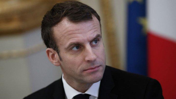 Emmanuel Macron ar susţine-o pe Angela Merkel dacă aceasta ar decide să candideze pentru preşedinţia Comsiei Europene