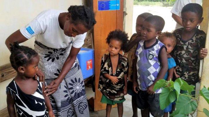 Situaţie alarmantă în Madagascar: Aproape O MIE de oameni au murit de rujeolă