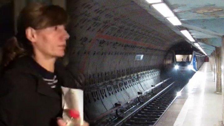 Criminala de la metrou, mutată în alt penitenciar: Ne este frică pentru viața noastră
