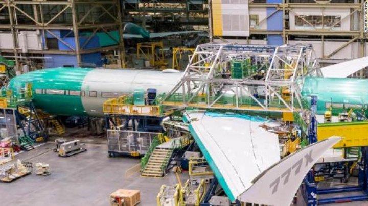 AU AMÂNAT sau Nu lansarea celui mai mare avion din istoria Boeing. Decizia companiei după prăbușirea avionului din Etiopia