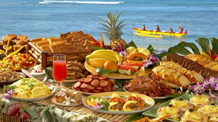 Spectacolul bucătăriei din Hawaii. Care este mâncarea lor tradițională