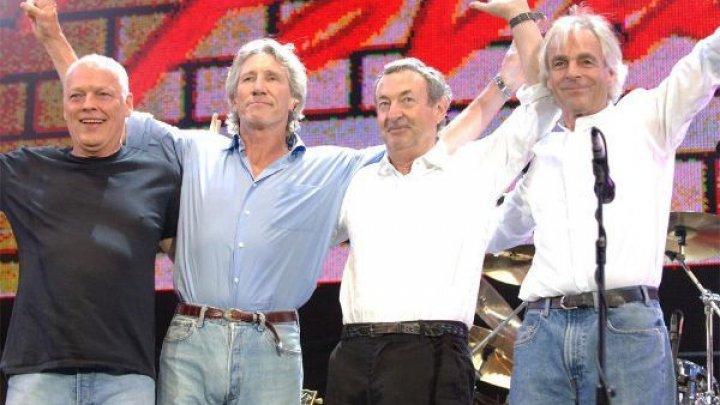 REUNIUNE Pink Floyd. Toboşarul Nick Mason este pregătit pentru o reluare a gloriei de altădată