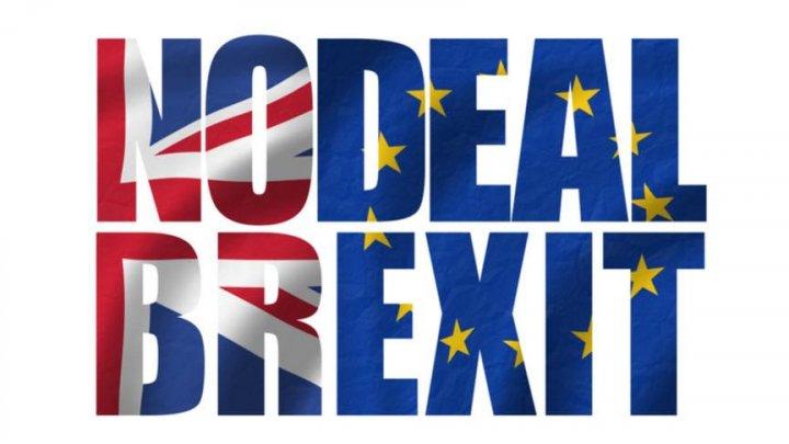 Parlamentul britanic a respins acordul pentru BREXIT al Theresei May pentru A TREIA OARĂ