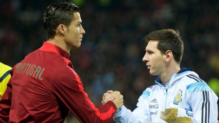 Cristiano Ronaldo şi Lionel Messi revin la echipe naţionale ale Portugaliei şi Argentinei