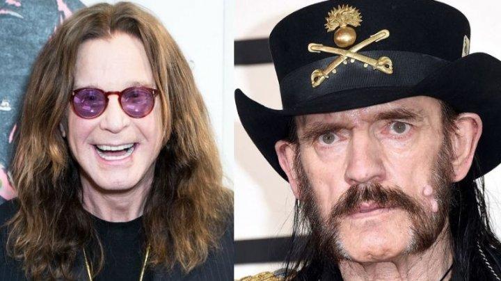 Ozzy Osbourne a dezvăluit ultimele cuvinte ale lui Lemmy Kilmister înainte să MOARĂ