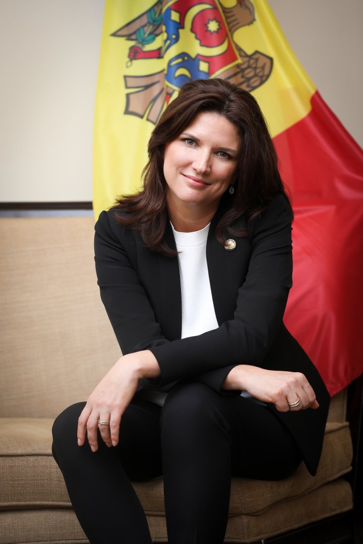 Cristina Balan pentru The Washington Diplomat: Guvernarea de la Chișinău susţine parcursul european