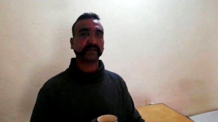 Pakistanul A ELIBERAT pilotul indian capturat. Cele două state sunt tot mai aproape de a ajunge la o înţelegere