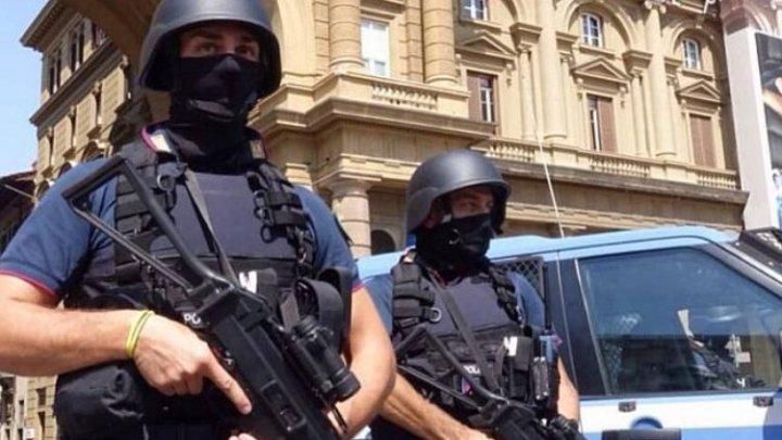 Un moldovean a fost prins în Italia cu explozibil. Substanţă similară s-a folosit în atacurile teroriste din UE