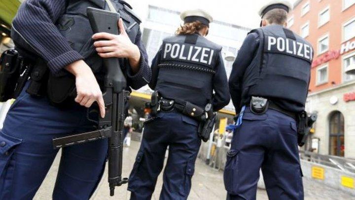 Planificau un ATAC TERORIST. 11 persoane au fost reţinute la Frankfurt şi sunt anchetate