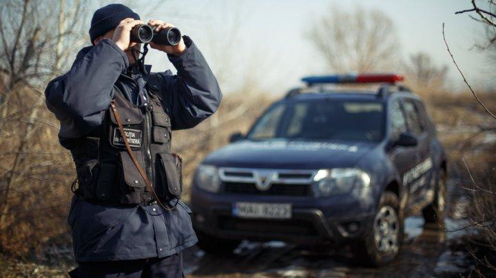 A fost prins. Ce făcea un moldovean în zona de frontieră. Va fi SANCŢIONAT