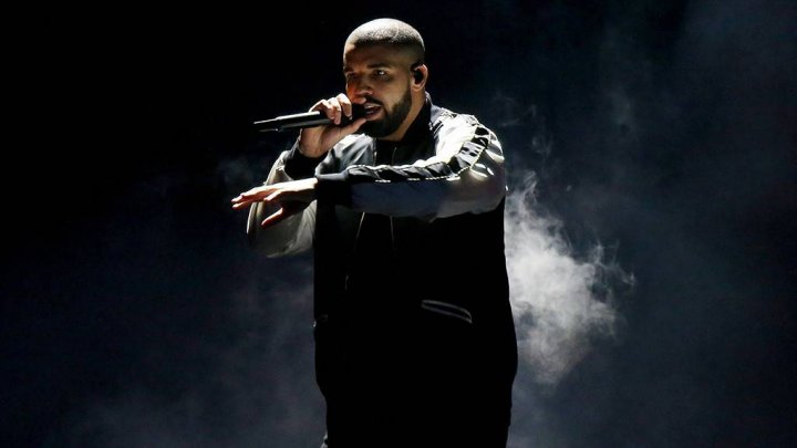 DRAKE este cel mai ascultat artist de pe Spotify