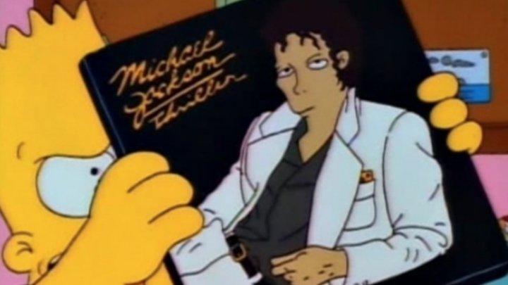 Un episod din The Simpsons în care figura Michael Jackson, a fost retras de la difuzare
