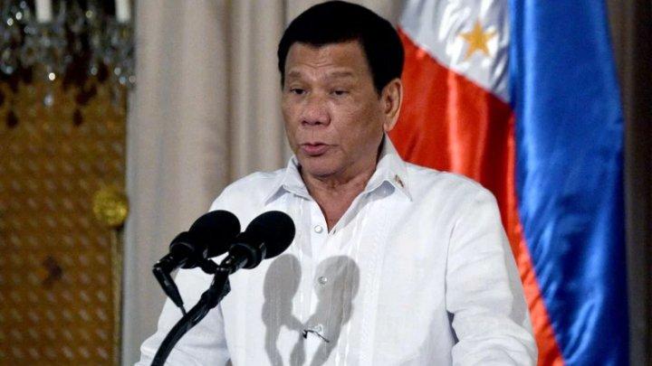 Preşedintele filipinez a jignit GROAZNIC femeile chiar la un eveniment dedicat egalităţii de şanse. Ce a spus acesta