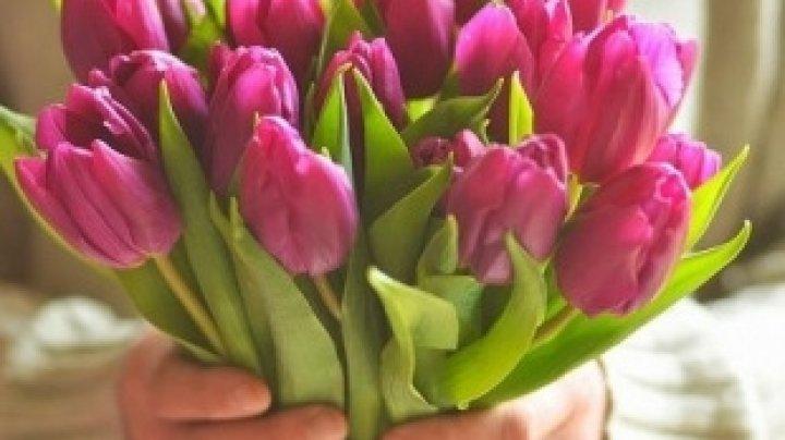 Cum să alegi CORECT florile de 8 Martie pentru mama sau iubita ta