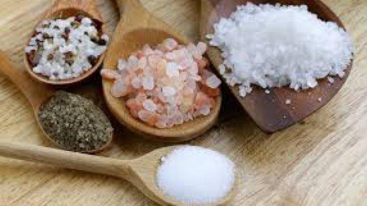 Bine de știut! Cele mai sănătoase sortimente de sare
