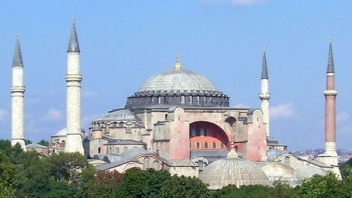 Erdogan: Biserica Sfânta Sofia din Istanbul trebuie să fie redenumită moschee