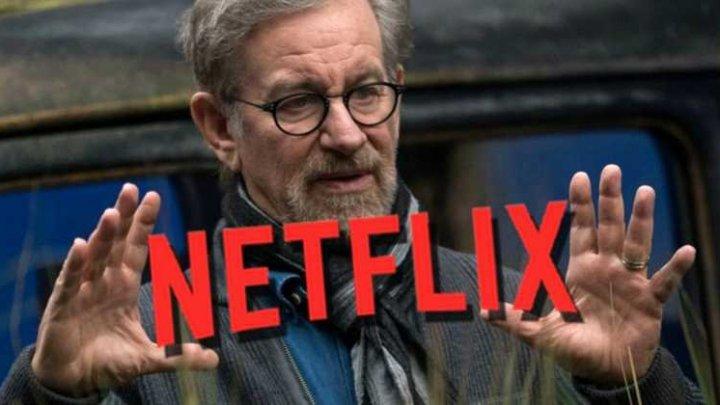 Steven Spielberg CONTRA NETFLIX. De ce regizorul nu vrea ca filmele produse de platformele streaming să fie nominalizate la Oscar