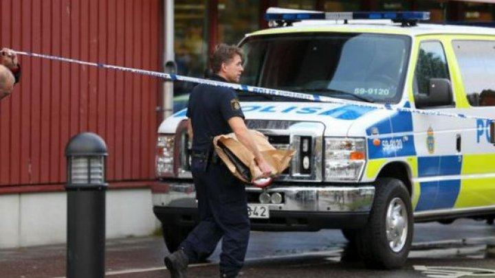 Explozie puternică la Stockholm. Mai multe persoane au fost rănite