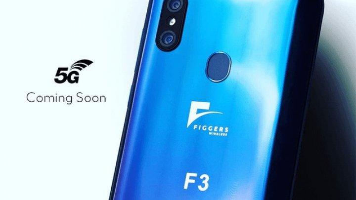 Figgers F3, primul telefon din lume cu încărcare wireless de la distanţă de 5 metri