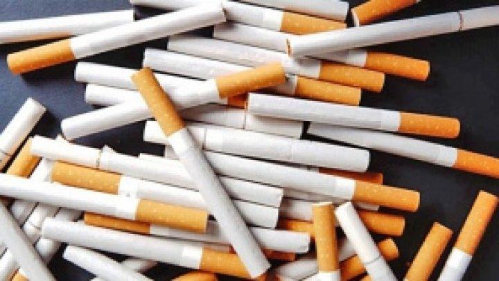 """Un contrabandist care a vrut să """"vânture"""" 18 mii de ţigări din Moldova, a fost reţinut. Ce pedeapsă riscă acesta"""
