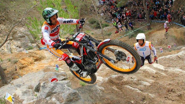 TONI BOU, UN NOU TITLU. Spaniolul a câştigat mondialul de motociclism X-Trial
