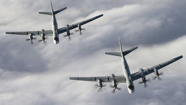 Armata americană a trimis bombardiere cu capacități nucleare în Europa