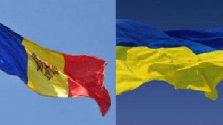 Moldova și Ucraina, relații diplomatice din 1992. Cele două țări sunt parteneri strategici și economici