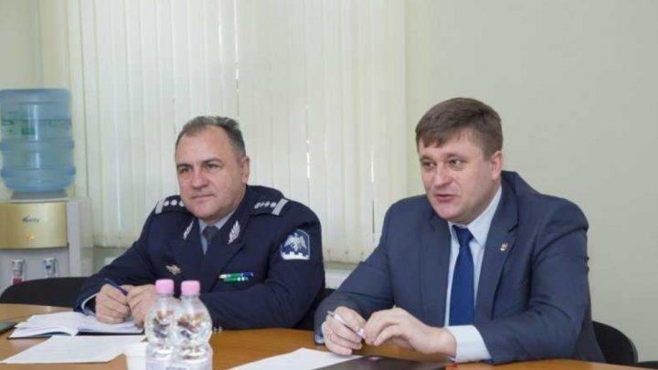 Şeful adjunct al Poliţiei de Frontieră a discutat cu oficiul Națiunilor Unite pentru Droguri și Criminalitate, Naida Chamilova