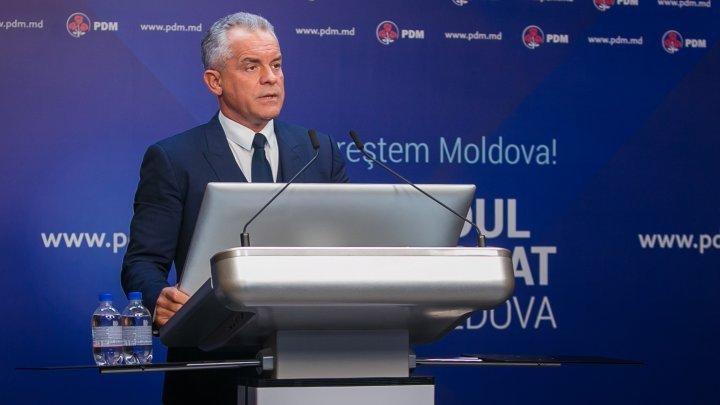 Vlad Plahotniuc răspunde la acuzaţiile care îi sunt aduse de autorităţile ruse