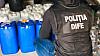 Alcool de contrabandă în valoare de peste CINCI MILIOANE de lei, depistat de poliţişti