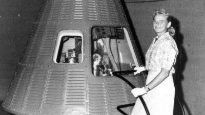 Prima femeie care a vrut să devină ASTRONAUT, A MURIT. Suferea de multe boli