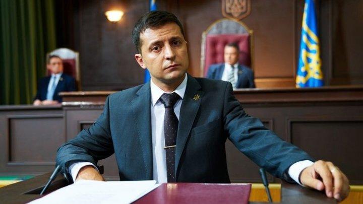 Rada Supremă de la Kiev boicotează inițiativele preşedintelui ucrainean, Vladimir Zelenski