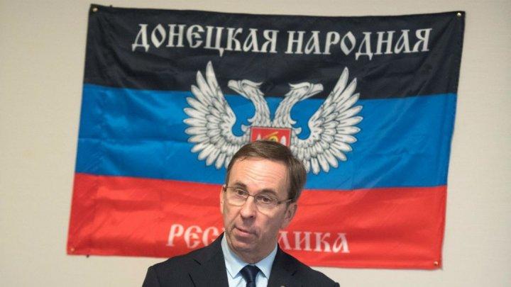 Un separatist ucrainean, ANCHETAT pentru proxenetism. Reprezentantul Doneţkului în Franţa a fost pus OFICIAL sub ACUZARE