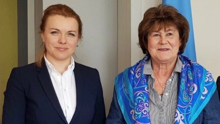 Cooperarea Moldovei cu Organizaţia Mondială a Sănătăţii a fost discutată la Geneva